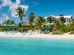 Crystal Sands Villa!  Sapodilla Bay Beach!  Turks and Caicos Islands!