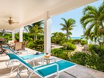 Crystal Sands Villa - Huge covered patio - With a VIEW!