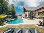 Coco Lilly Lagoon Villa 2