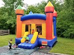 Bounce house available by request!