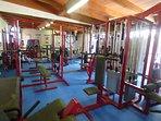 Gym At the Villa
