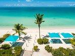 Crystal Sands Villa - Plenty of sun and shade!