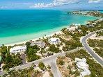 Crystal Sands Villa's neighborhood - Aerial view!
