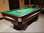 New full sized pool table