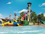 Costa Caribe, parque aquático de Portaventura