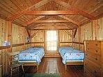 Guest house second floor Twin bedroom