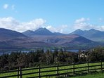 Aghadoe - a 10 minute drive for this view