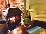 Sittingroom, Multi-Fuel Stove Coffee Table, Cosy Chairs