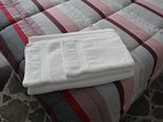 Kit di cortesia (3 asciugamani)