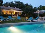 Bienvenue à la Bastide Saint Philippe, villa 4**** Côte d'Azur.