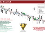 Just 5 minutes walk to trailhead of Rillitio River Park