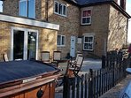 Guys Farm Manea - Holiday Home for 12 in Cambridgeshire