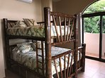 Southern Guest Suite with en suite bath (queen down, twin up -- can be separated as well)