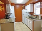 Kitchen: New Cabinets and Granite Counter Tops