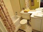 Master Bedroom In-Suite Bathroom