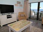 Tropical Winds 304 - Large, flat screen living room TV
