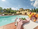 2 bedroom Apartment in Santa Maria in Valle, Tuscany, Italy : ref 5545060
