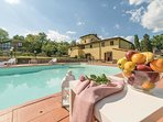 1 bedroom Apartment in Santa Maria in Valle, Tuscany, Italy : ref 5545059