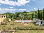 2 bedroom Apartment in Santa Maria in Valle, Tuscany, Italy : ref 5545055