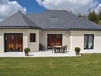2 bedroom Villa in Lautremen, Brittany, France : ref 5545670