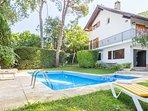 4 bedroom Villa in Sils, Catalonia, Spain : ref 5223753