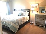 2nd) King bedroom
