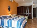 Villa SeaGate, Akumal, Bedroom