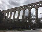Acqueduc de Roquefavour (10 mn en voiture)