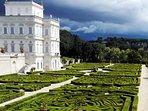 Antica Villa Romana del 700 immersa in 184 Acri di verde dove si possono fare bellissime passeggiata