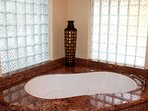Master Bath Whirlpool Tub