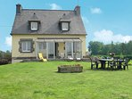 3 bedroom Villa in Kermaria-Sulard, Brittany, France : ref 5436250