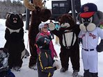 Shawnee Peak is one of the most family friendly ski areas in New England complete with daycare