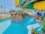 WATER PARKS FUN FOR THE ENTIRE FAMILY MINUTES FROM SUITE