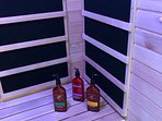 aromatherapy lotions for the infrared sauna and spa weekend