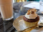 The Road Less Travelled Samui is a new artisan coffee shop located just 8 mins from our villa .