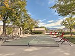 You'll love gazing out at the stunning Las Cruces mountain views.