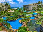Waipouli Beach Resort Fantasy Pool!