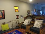 Livingroom/dining area