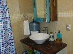 Upstairs main bath