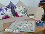 Fancy a quiet night in with a friendly game of Scrabble?