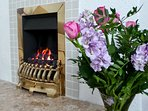 Warming fire.....