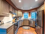 Updated Chefs Kitchen w New, Cupboards, Countertops & Appliances