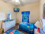 Finding Nemo & Dory Nemo Themed Bedroom
