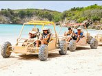 Who said you can only swim and get sun tanned at the beach Come check the buggy rides at Macao beach