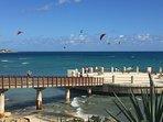 La rotonda sul mare con spiaggia libera a 250 mt dal B&B Marricriu.