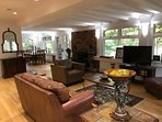 Beautiful converted Carriage House on 1/2 acre
