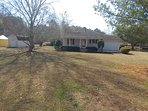 Lake home on 3/4 acres of land
