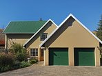 Private entrance and double electric garage make it easy to secure your vehicles