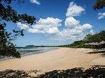 Beach at Hacienda Pinilla