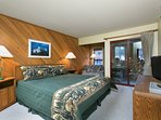Second Master Bedroom With A King Bed